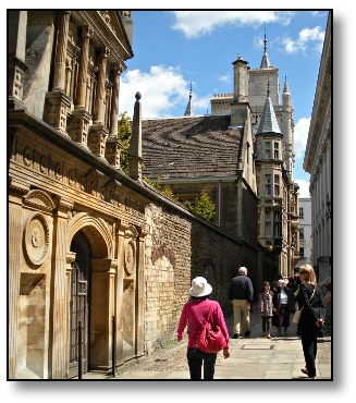 Cambridge  -  Travel England