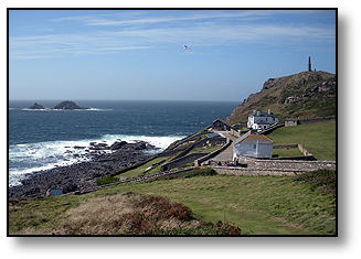 Cape Cornwall Golf Course Cornwall - Travel England