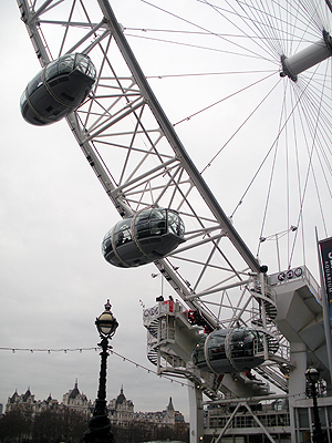 London Eye London - Travel England