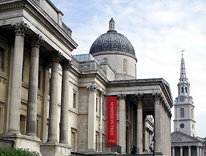 National Gallery - Travel England
