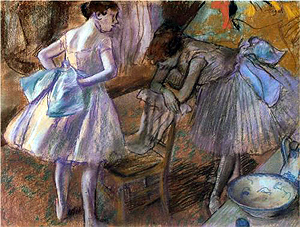 Degas National Gallery London - Travel England