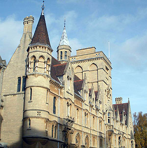 University of Oxford Oxford - Travel England